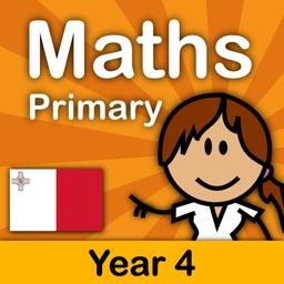 Maths Skill Builders Year 4 MT