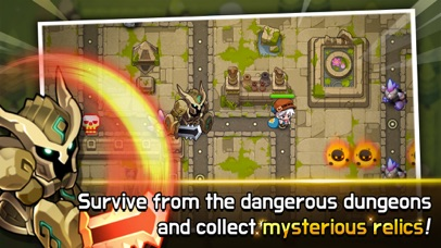 Dungeon Delivery screenshot 3