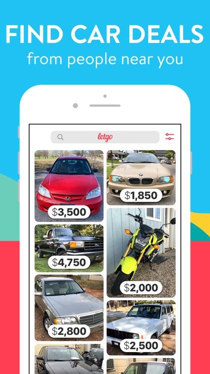 letgo: Sell & Buy Used Stuff screenshot-5
