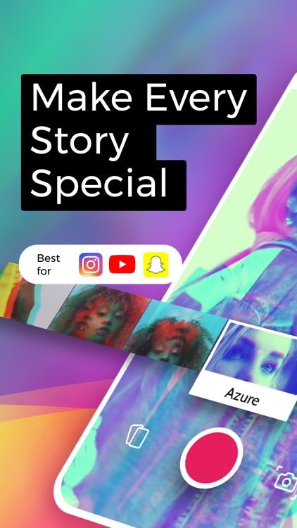 Disco Videos - Story Camera screenshot-0