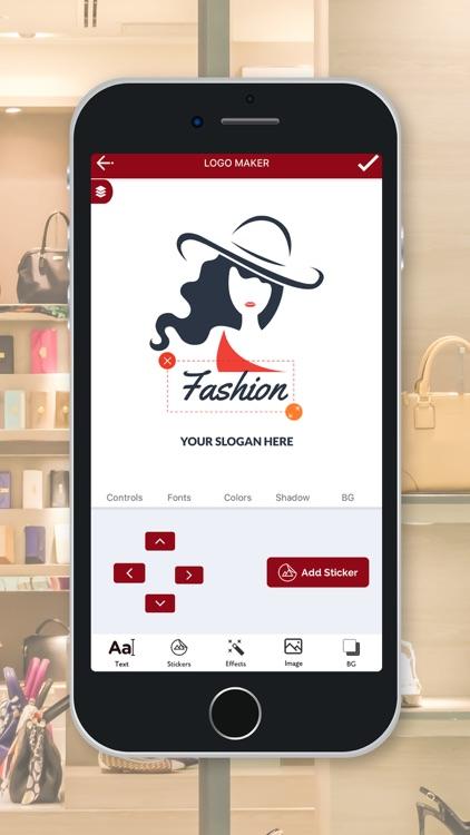 Fashion Logo Maker screenshot-4
