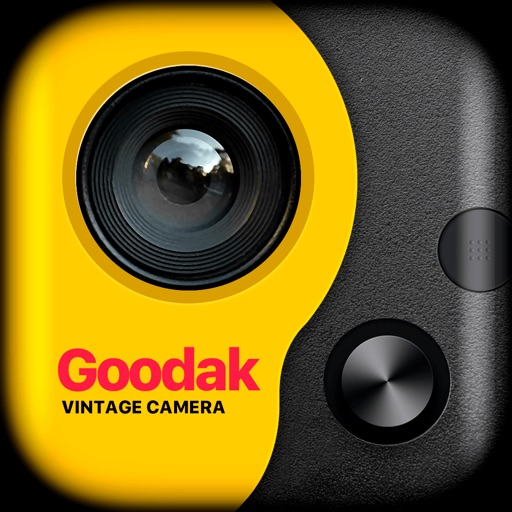 Vintage Camera - Goodak iOS App