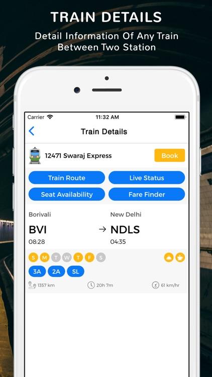 Where is my Train - Confirm screenshot-8