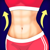 Female Fitness - Abs Workout icon