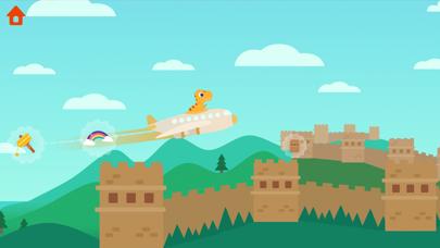 恐竜エアープレイン – 子供向けゲームのおすすめ画像2