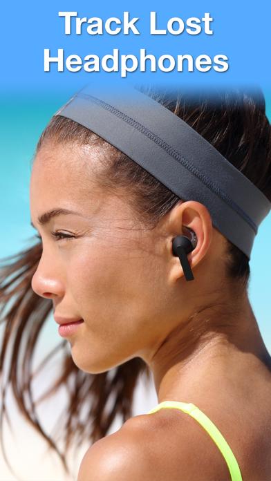 Find My Headphones & Earbuds app image