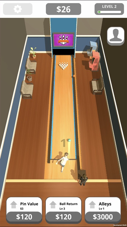 Idle Tap Bowling screenshot-0