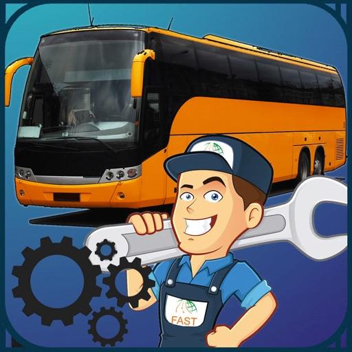 Bus Mechanic Simulation School