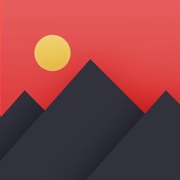 Ícone do app Pixomatic photo editor