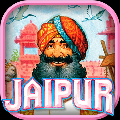 Jaipur: the board game icon