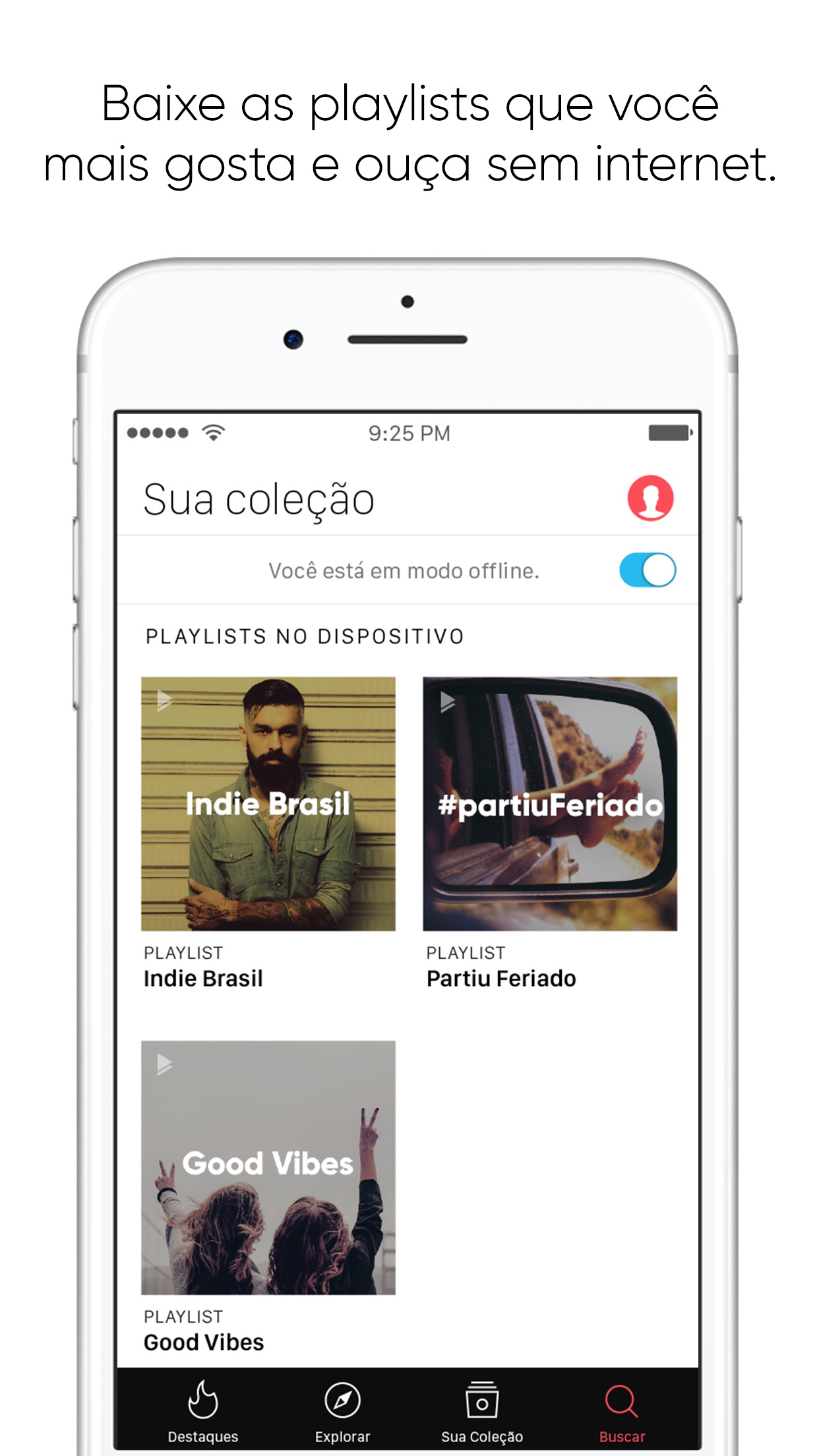 Screenshot do app Superplayer Music