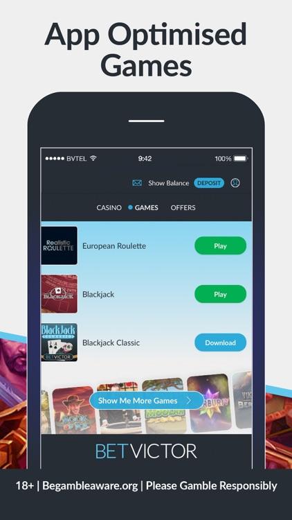 BetVictor: Online Casino Games screenshot-5