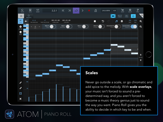 Magnificent Atom Piano Roll App Price Drops Best Image Libraries Counlowcountryjoecom