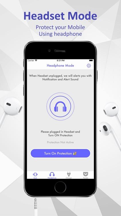 Anti-theft app security alarm screenshot-3