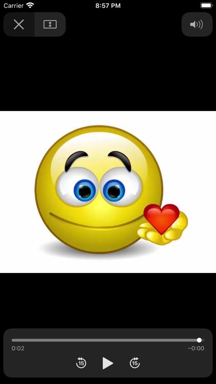 Talking Emojis for Texting screenshot-3