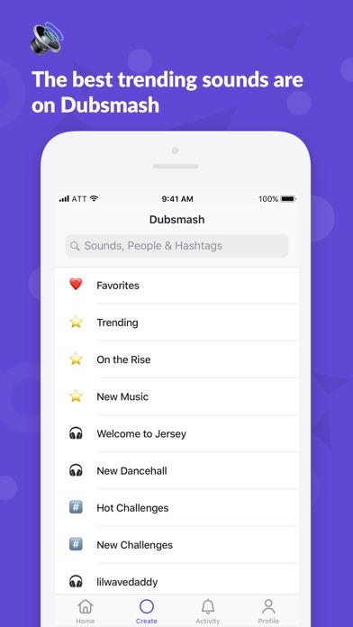 Dubsmash - Dance & Lip Sync app image
