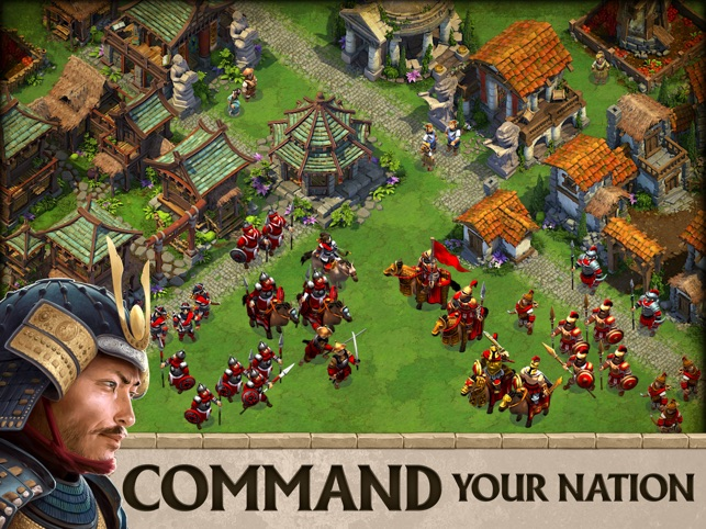 DomiNations on the App Store