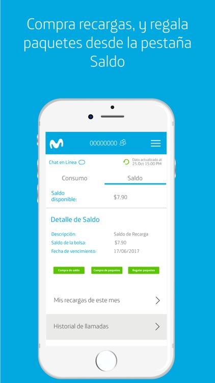 Mi Movistar CA screenshot-4