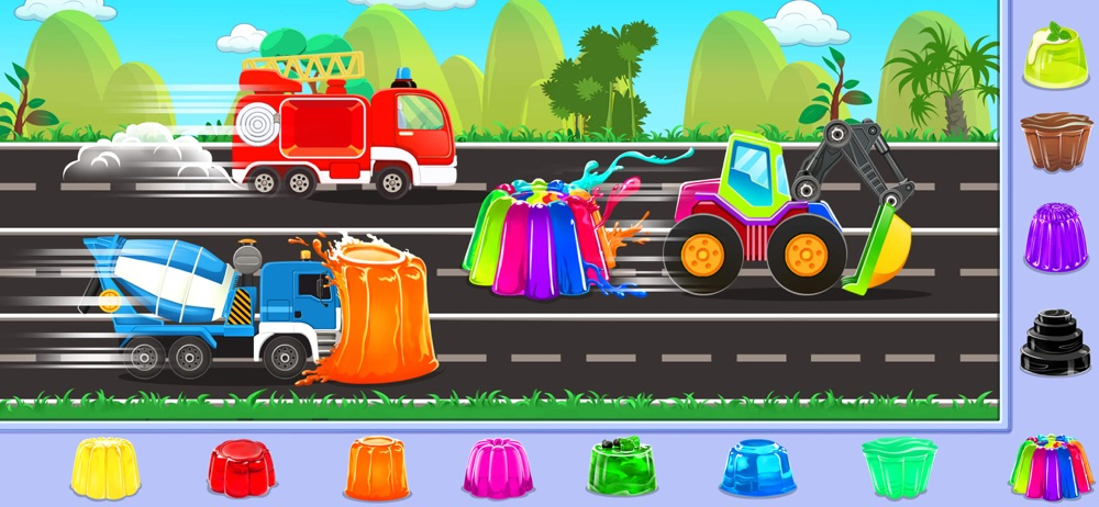 Learn shapes and colors game Cheat Codes