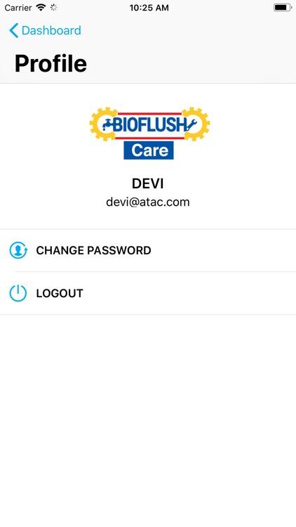 BioFlush Care screenshot-3