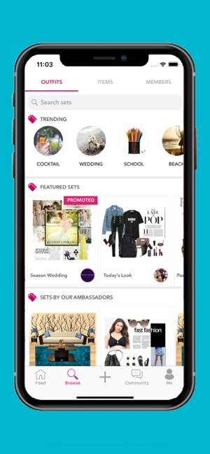 fc4773ee80 Fashmates - Social Fashion App on the App Store