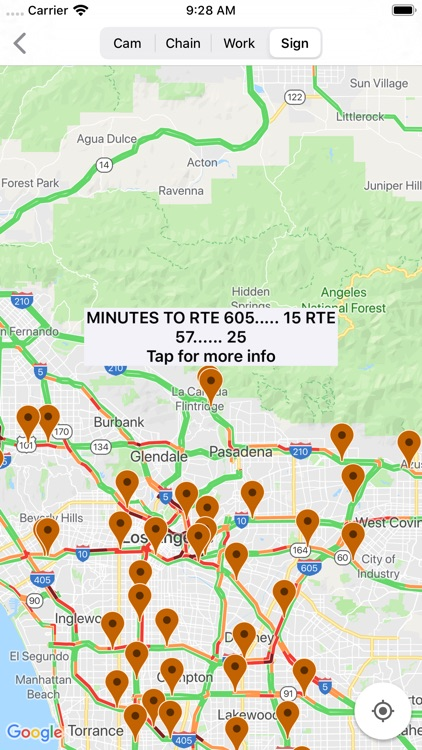 California Traffic Cameras screenshot-4