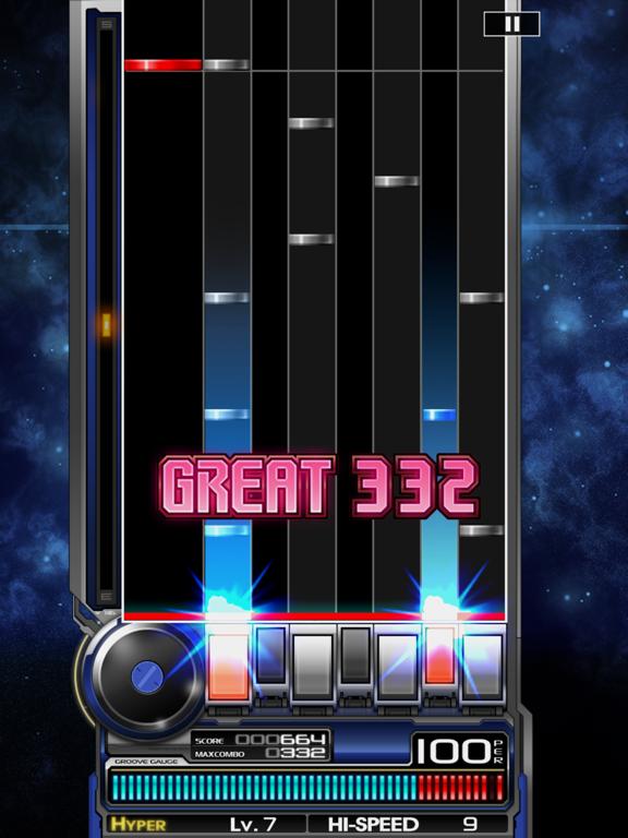 beatmania IIDX ULTIMATE MOBILEのおすすめ画像3