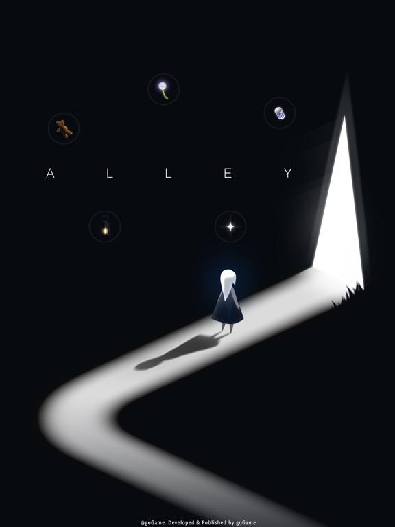 Alley~夜回り~のおすすめ画像1