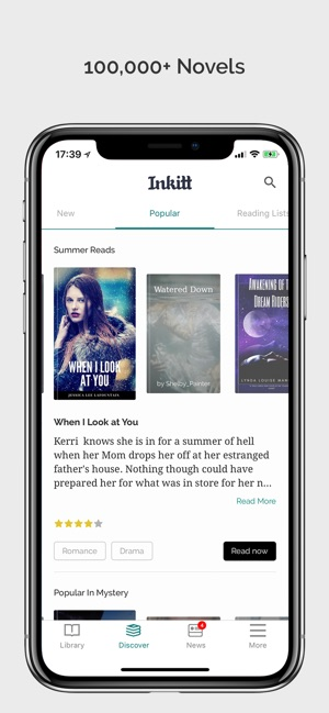 Inkitt: Books, Novels, Stories on the App Store