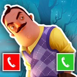 Call Hello Neighbor Scary