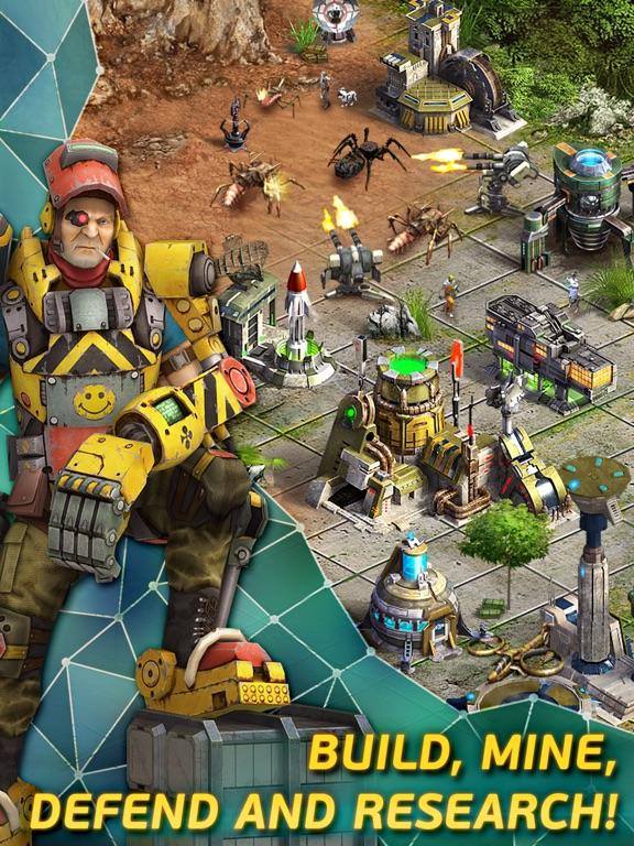 Evolution: Battle for Utopia  screenshot