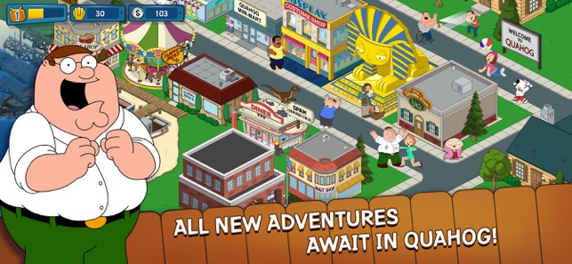 Family Guy The Quest For Stuff On The App Store