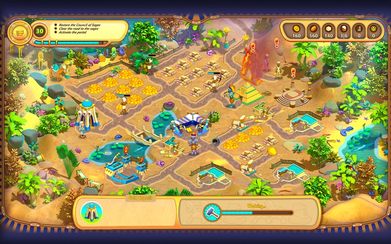 Great Empire: Relic of Egypt screenshot 6