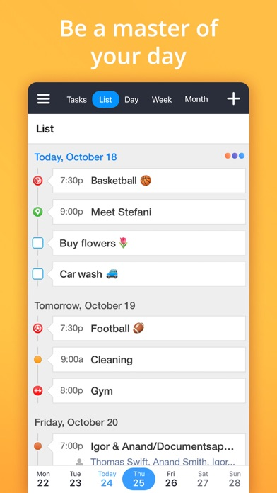 download Calendars 5 by Readdle apps 2