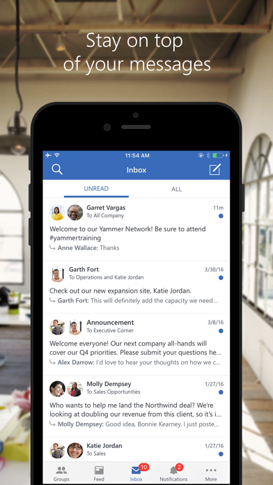 Download Yammer for Pc