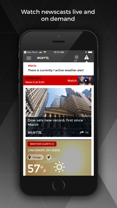 WLWT News 5 - Cincinnati, Ohio by Hearst Television (iOS, United