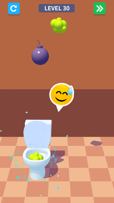 Toilet Games 3D screenshot 5