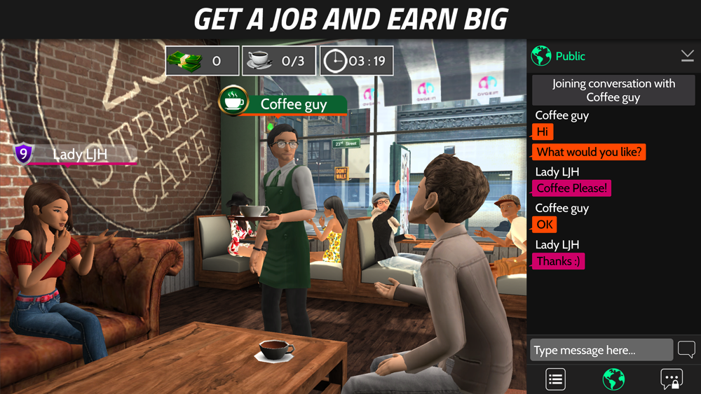 Avakin Life – 3D Virtual World App for iPhone - Free
