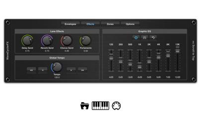 EvolverFX AUv3 Audio Plugin screenshot 4