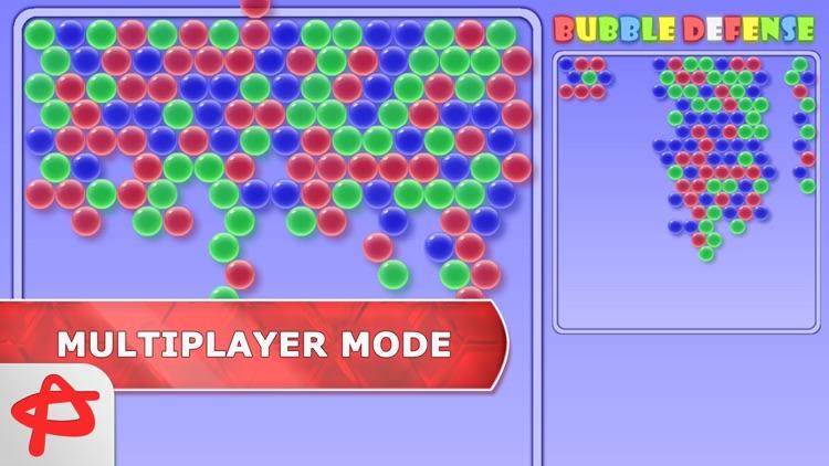 Bubblez: Bubble Defense Game screenshot-3