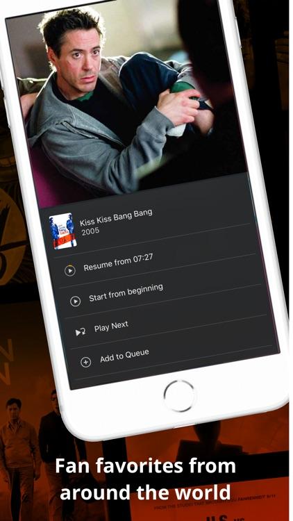 Plex: Movies, TV, Music + more screenshot-5