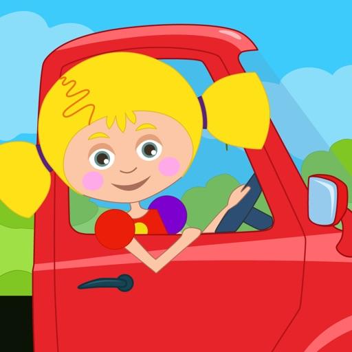 Kukutiki: Car Adventure Games