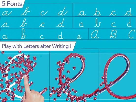 Cursive Writing Wizard Starter screenshot