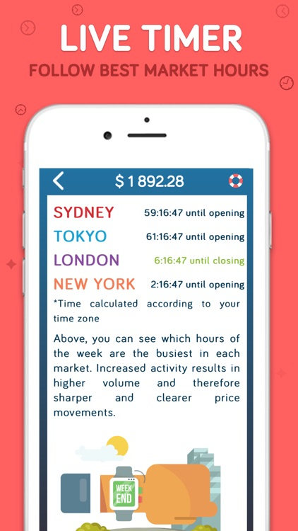 Bolsa: Forex Stock Market Game screenshot-3