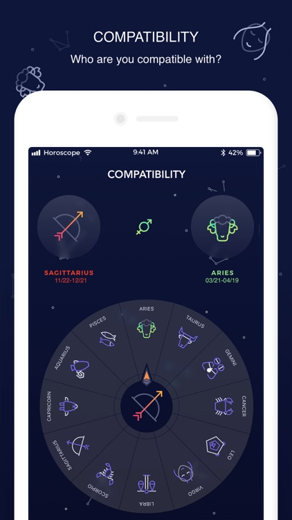 iZodiac - Daily Horoscope 2019 by Mobi Apps