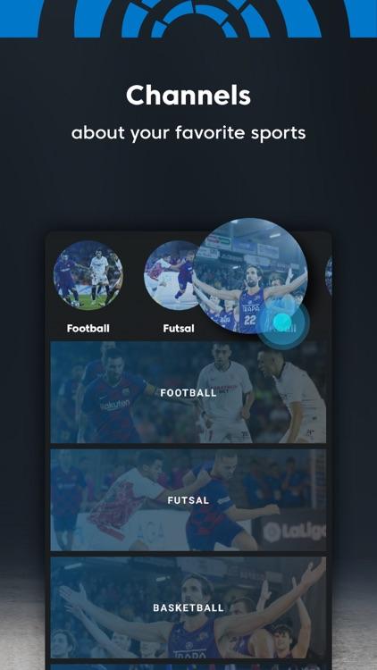 LaLiga Sports TV On Demand screenshot-4