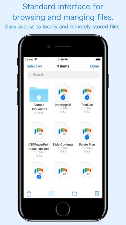 WPS Reader - for MS Works screenshot-4