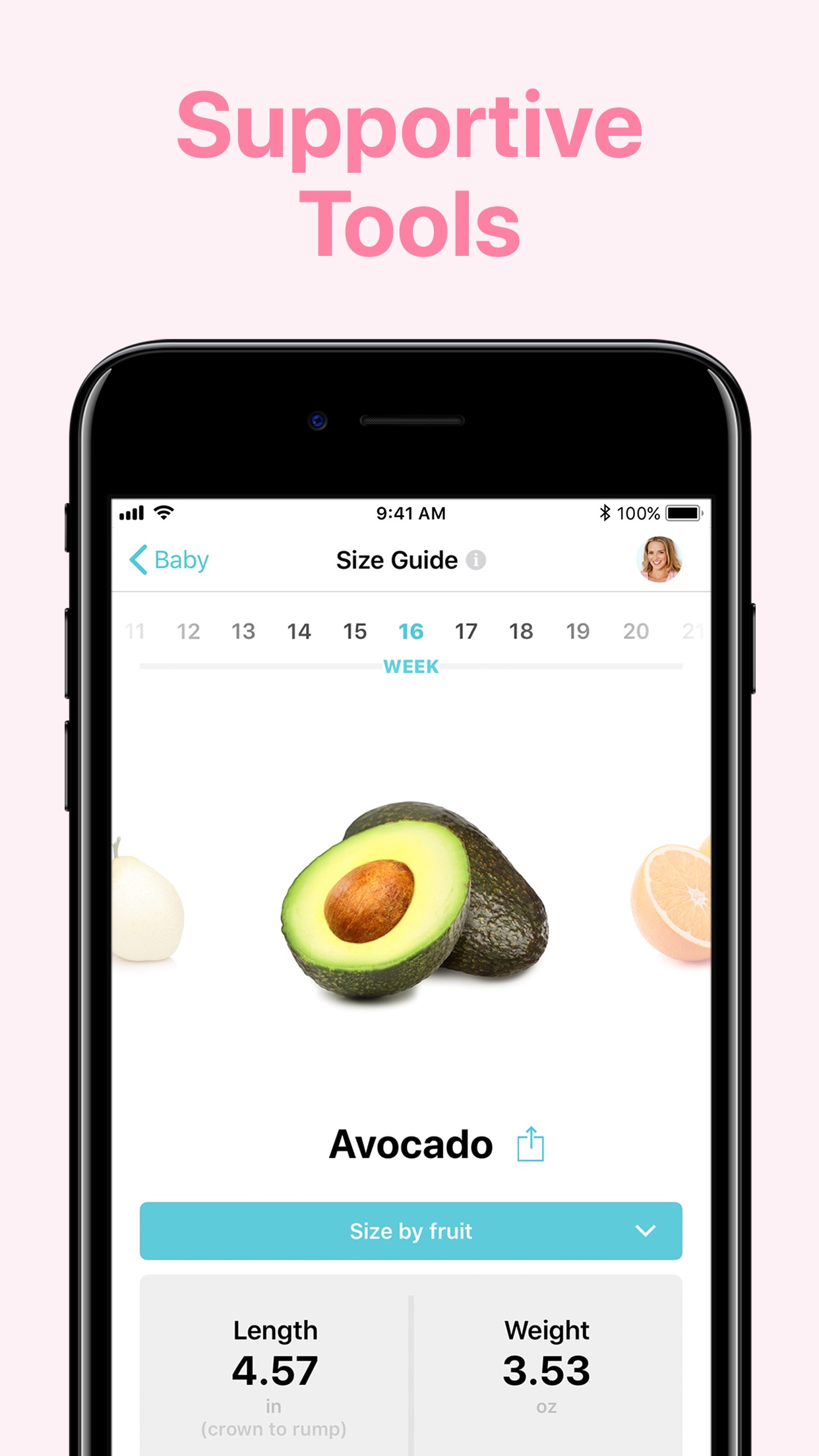 Pregnancy + Screenshot