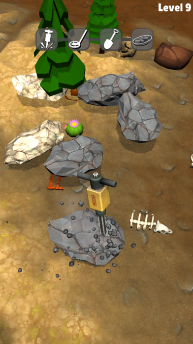 Gold Rush 3D! screenshot 1