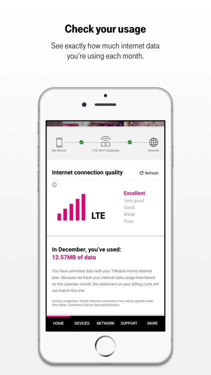 T-Mobile Home Internet by T-Mobile